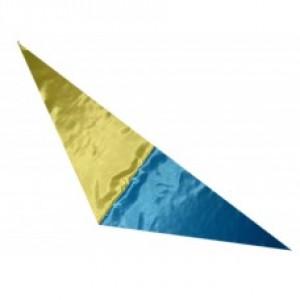 Косинка синьо-жовта