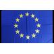 Флаг Евросоюза из габардина - 90*135 см