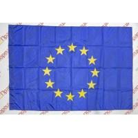 Флаг Евросоюза с нейлона - 90*135 см