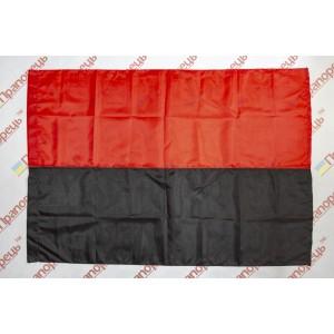 Флаг УПА с нейлона - 90*135 см