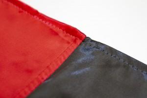 Прапор УПА з нейлону з тризубом - 70*105 см