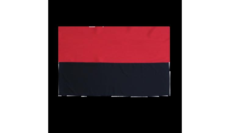 Прапор УПА з габардину -70*105 см